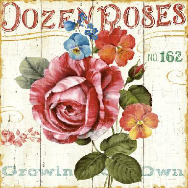 Rose Garden II von Lisa Audit