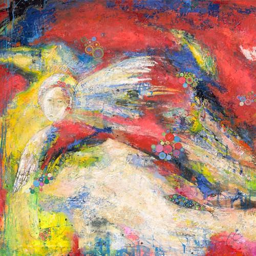 Florentiner Engel von Luci