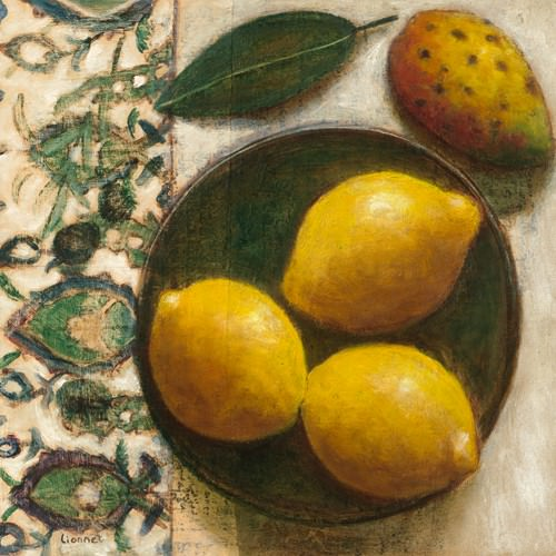 Citrons von Pascal Lionnet