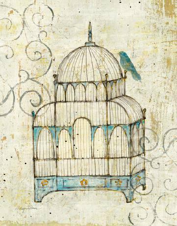 Bird Cage II von Avery Tillmon