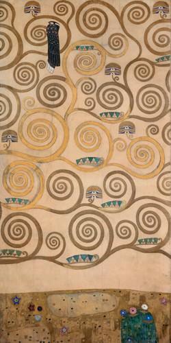 Lebensbaum I von Gustav Klimt