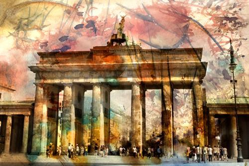Berlin III von J-M Le Visage