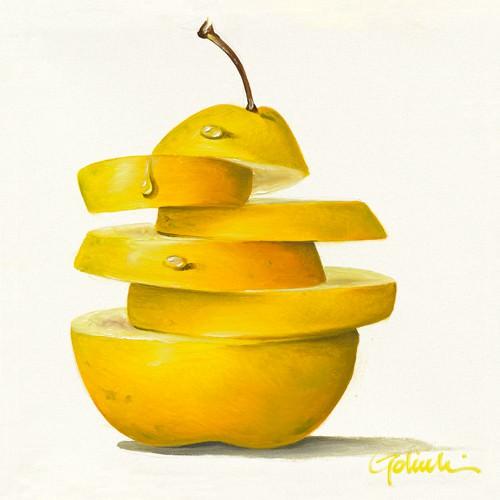 Pear Cut von Paolo Golinelli