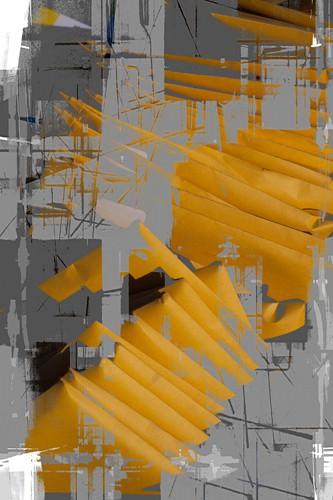 Yellow Slices von Norm Stelfox