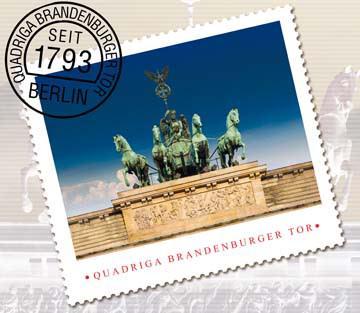 Brandenburger Tor von Gh. Baridpourreza
