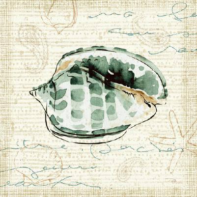 Ocean Prints I von Pela Studio