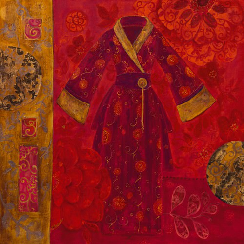 Precieux Kimono von Loetitia Pillault