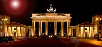 Brandenburger Tor von Wolfgang Weber