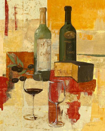 Contemporary Wine Tasting III von Avery Tillmon