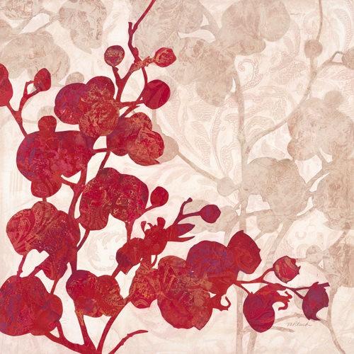 Luscious Orchid 1 von Melissa Pluch
