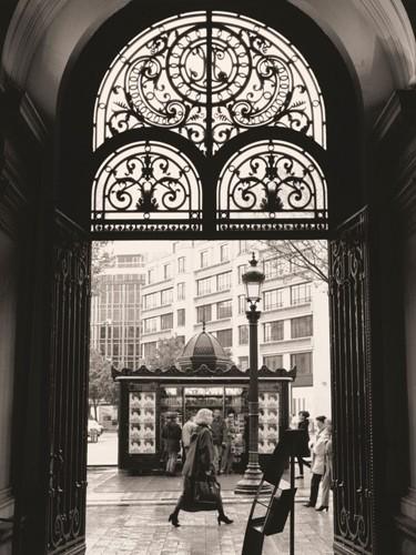 Filigree Iron Doors von Toby Vandenack