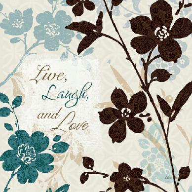 Botanical Touch Quote II von Lisa Audit