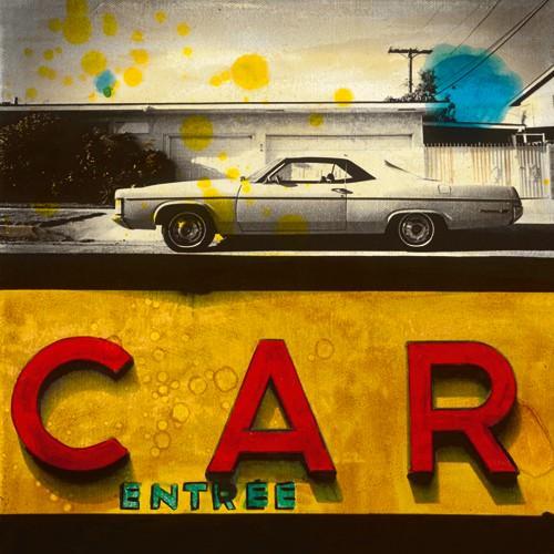 Car-Entree von Ayline Olukman