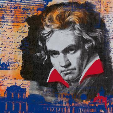 Beethoven I von Oke Walberg