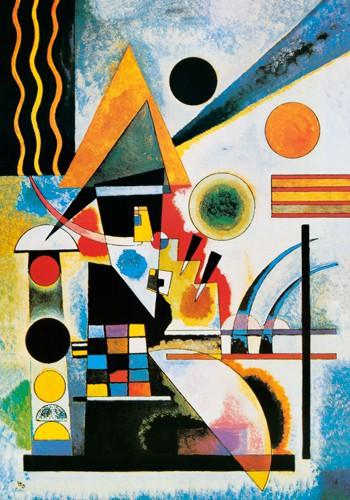 Balancement, 1925 von Wassily Kandinsky