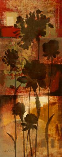 Autumn Silhouette II von Silvia Vassileva