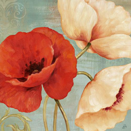 Rouge and Blanc II von Daphne Brissonnet