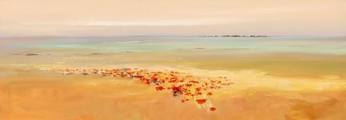 Poppy-Field von Jan Groenhart