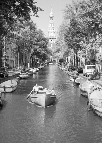 Amsterdam Zuiderkerk von Dave Butcher