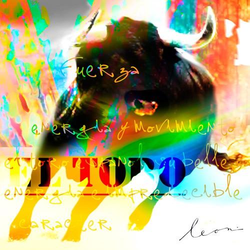 El Toro von Leon Bosboom