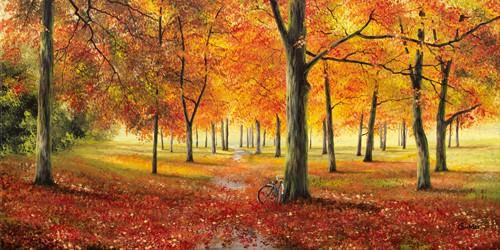 Herbstimpression von Cornelia Richter
