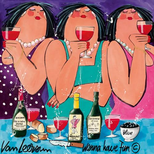 Wanna have Fun von El van Leersum