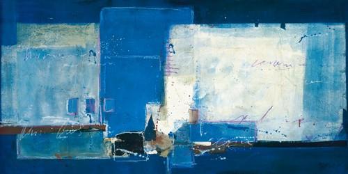 Abstrakt X von Ron van der Werf