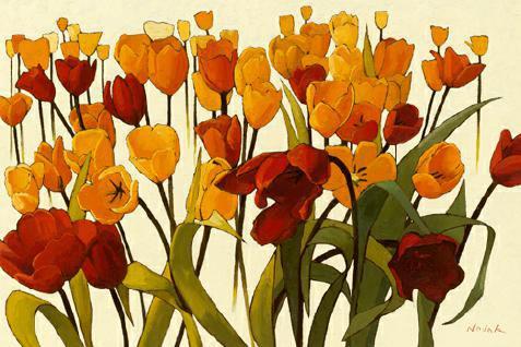 Tulipomania von Shirley Novak
