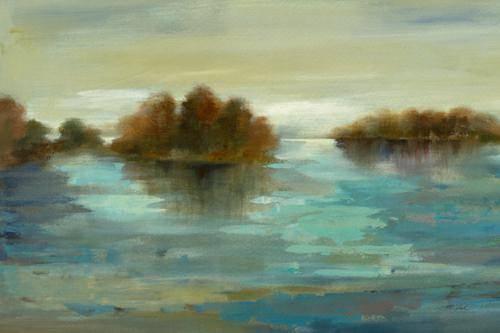 Serenity on the River von Silvia Vassileva