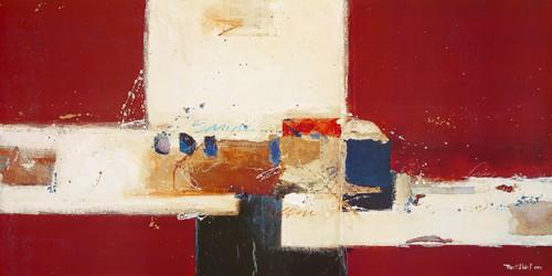 Abstrakt IV von Ron van der Werf