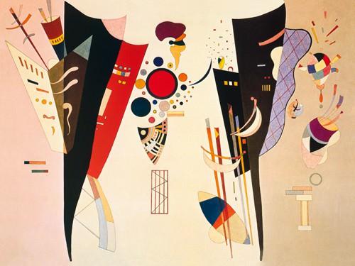 Accord reciproque, 1942 von Wassily Kandinsky