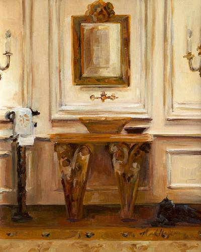 Classical Bath I von Marilyn Hageman