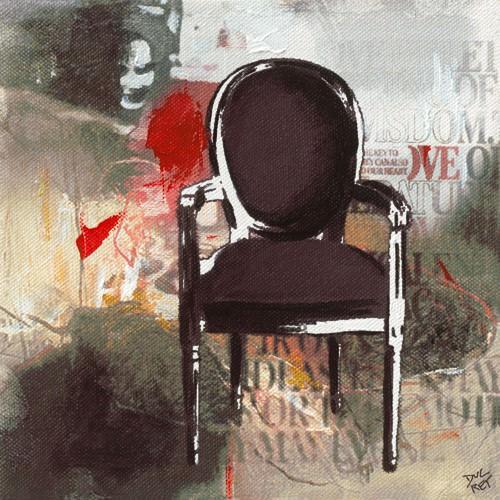 Salon III von Patrice Ducret