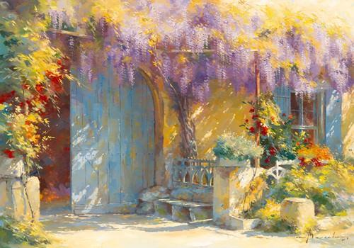 Un nouveau printemps von Johan Messely