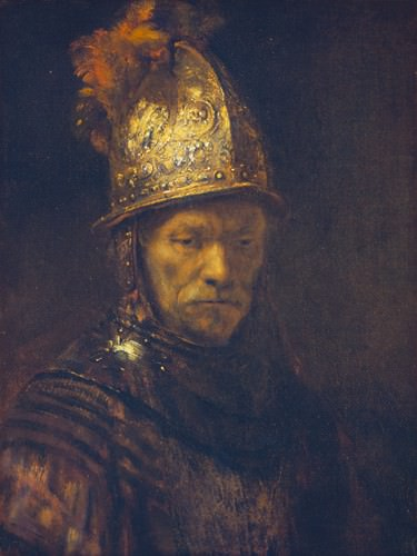 Der Mann mit dem Goldhelm von Rembrandt van Rijn