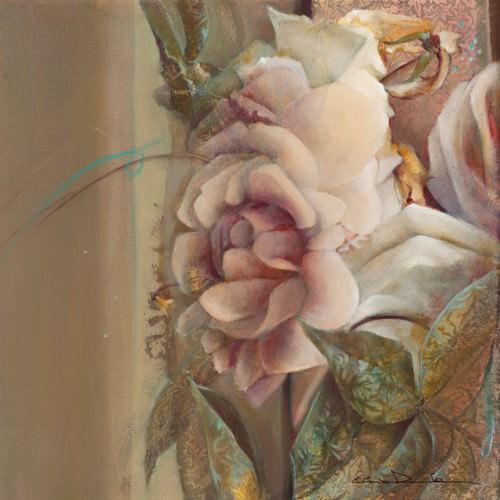 Les roses de mon jardin II von Elvira Amrhein