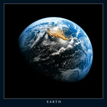 Earth 1 von Hubble-Nasa