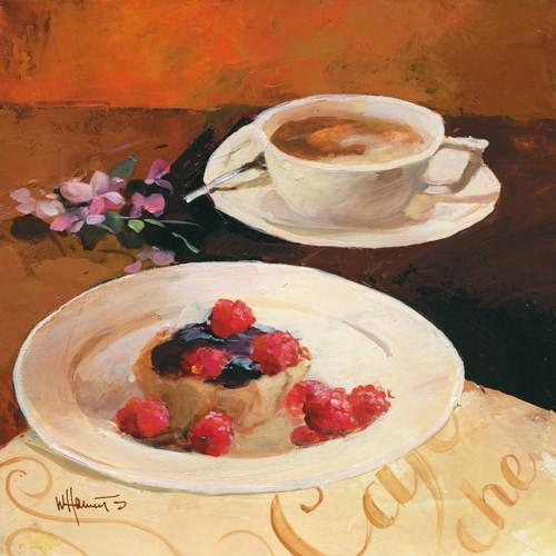 Cafe Grande IV von Willem Haenraets