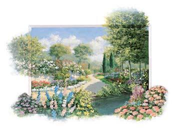 Delightful park von Peter Motz