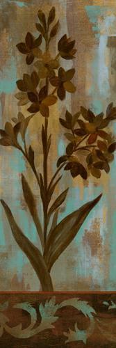 Monsoon Florals II von Silvia Vassileva