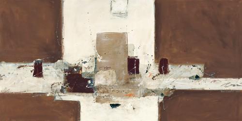 Abstrakt VIII von Ron van der Werf