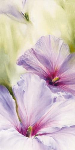 Hibiscus von Annette Schmucker