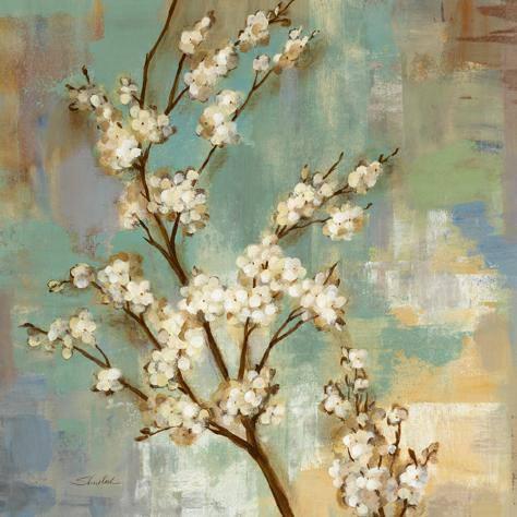 Kyoto Blossoms II von Silvia Vassileva