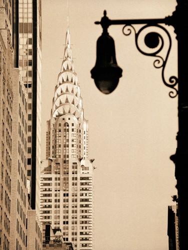 Chrysler Building von Sasha Gleyzer
