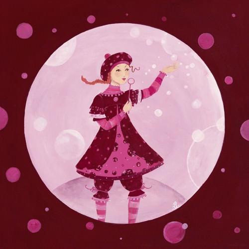 Ma petite bulle e moi von Loetitia Pillault