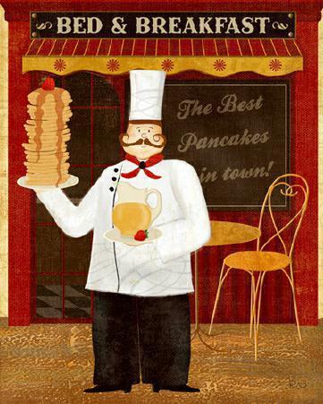 Chefes Specialties I von Veronique Charron