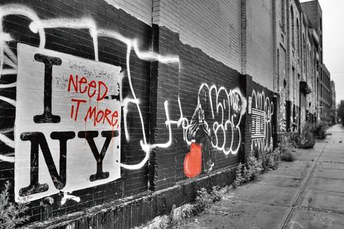 I Need it More NY von Aurelien Terrible