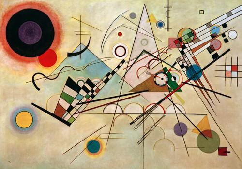 Komposition VIII von Wassily Kandinsky
