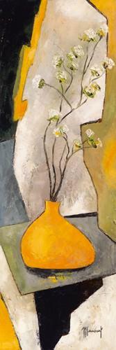 Soleil en pot von Veronique Mansart