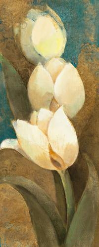 Tulip Trio Panel von Albena Hristova